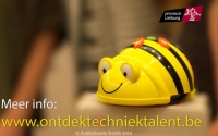 Filmpje: Vorming mini-robot